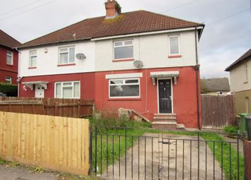 Thumbnail 3 bed semi-detached house for sale in Plymouthwood Road, Ely, Cardiff