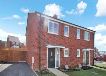 Thumbnail 2 bed semi-detached house to rent in Woodgreen Square, Chinnor