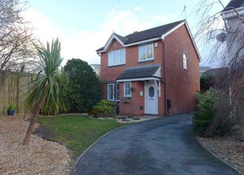 Thumbnail 3 bed detached house for sale in Sixfields, Thornton-Cleveleys