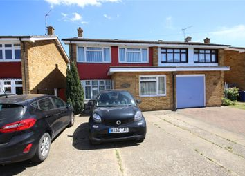 Thumbnail 5 bed semi-detached house for sale in The Sorrells, Corringham, Essex