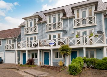 Thumbnail 4 bed terraced house for sale in Crossfield Walk, Snodland