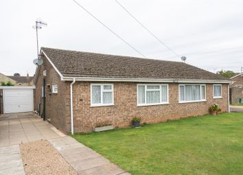 Thumbnail 2 bed semi-detached bungalow for sale in Cotsmore Close, Moreton In Marsh, Gloucestershire