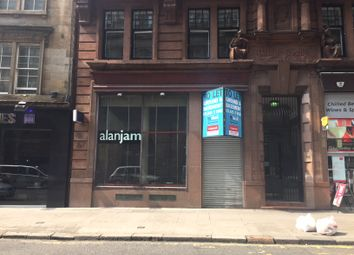 Thumbnail Restaurant/cafe to let in Hope Street, Glasgow