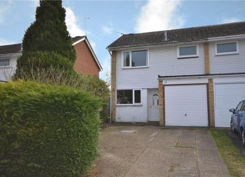 Thumbnail 3 bed end terrace house for sale in Cullen Close, Yateley, Hampshire