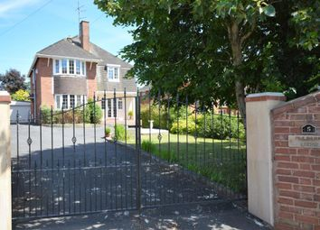 Thumbnail 4 bed detached house for sale in Maer Road, Exmouth, Devon