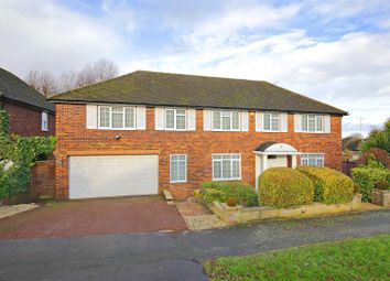 Thumbnail 5 bed detached house for sale in Summer Hill, Elstree, Borehamwood