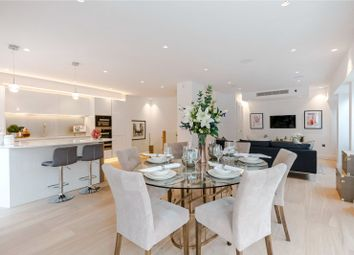 Thumbnail 3 bed flat for sale in Cleveland Street, London