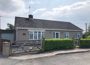 Thumbnail 3 bed detached bungalow for sale in Fir Grove, Kilgetty, Pembrokeshire