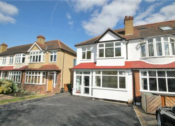 Thumbnail 3 bed end terrace house for sale in Stoneleigh Avenue, Worcester Park