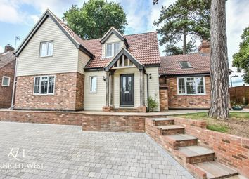 Thumbnail 4 bed detached house for sale in Endsleigh Court, Colchester