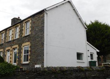 Thumbnail 2 bed end terrace house for sale in Pwllhobi, Llanbadarn Fawr, Aberystwyth