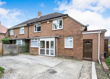 Thumbnail 3 bed semi-detached house for sale in Nutley Way, Bournemouth