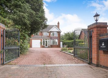 4 bed detached house for sale in Old Stafford Road, Slade Heath, Wolverhampton WV10