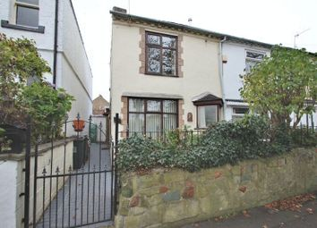 Thumbnail 2 bed cottage for sale in Knutton Road, Wolstanton, Newcastle-Under-Lyme