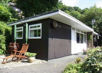 2 bed semi-detached bungalow for sale in Chalet 15, Woodlands, Bryncrug, Tywyn, Gwynedd LL36