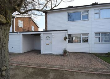 Thumbnail 3 bedroom semi-detached house for sale in Fairfax Avenue, Luton