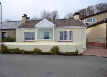 Thumbnail 2 bed semi-detached bungalow for sale in Church Road, Llanstadwell, Milford Haven