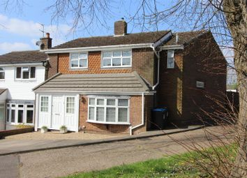 Thumbnail 4 bed end terrace house for sale in Small Acre, Warners End, Hemel Hempstead, Hertfordshire