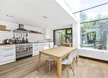 Thumbnail 4 bed terraced house to rent in Greyhound Road, London