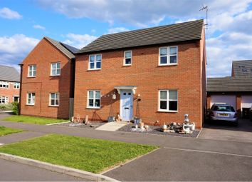 Thumbnail 4 bed detached house for sale in Oyster Way, Warsop