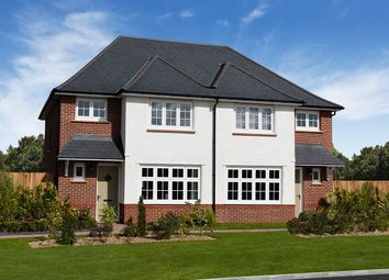 "Thumbnail 3 bedroom semi-detached house for sale in ""Ludlow"" at Pentrebane Road, Fairwater, Cardiff"