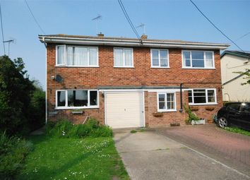 Thumbnail 3 bed semi-detached house for sale in Mersea Road, Peldon, Colchester, Essex