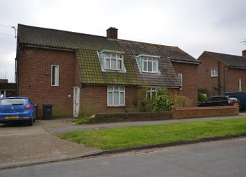 Thumbnail 3 bedroom semi-detached house for sale in Telford Road, London Colney, St. Albans