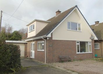 Thumbnail 3 bed detached bungalow for sale in Cranford House, Mill Lane, Welshpool, Powys