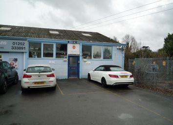 Thumbnail Office to let in 103 Lower Weybourne Lane, Badshot Lea