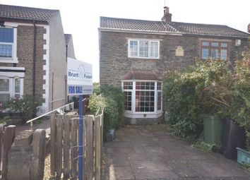 Thumbnail 2 bed semi-detached house for sale in Lower Station Road, Staple Hill, Bristol