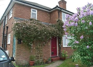 Thumbnail 2 bed maisonette to rent in Hermitage Woods Crescent, Woking