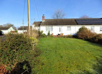 Thumbnail 2 bed semi-detached bungalow for sale in Southernhay, Winkleigh