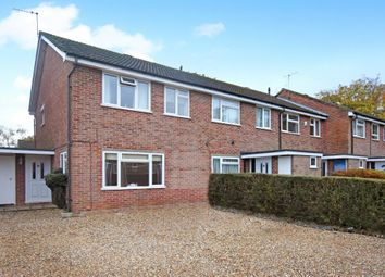 3 bed end terrace house for sale in Meldrum Close, Enborne, Newbury RG14