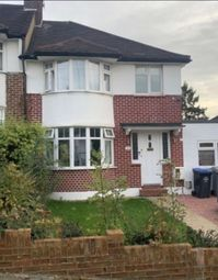Thumbnail 5 bed semi-detached house to rent in Brampton Grove, Wembley, London