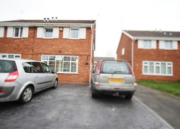 Thumbnail 3 bedroom semi-detached house for sale in Keldy Close, Wolverhampton
