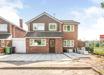 5 bed detached house for sale in Darnford Close, Stafford ST16