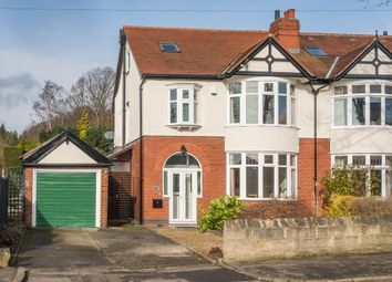 Thumbnail 3 bed semi-detached house for sale in Whirlowdale Crescent, Sheffield