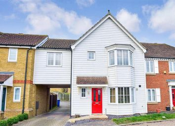 Thumbnail 4 bed semi-detached house for sale in Sandpiper Lane, Iwade, Sittingbourne, Kent