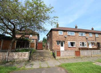 Thumbnail 3 bedroom terraced house for sale in Duddon Avenue, Breightmet, Bolton