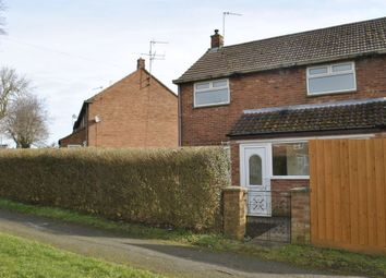 Thumbnail 2 bed semi-detached house to rent in Ashley Avenue, Corby