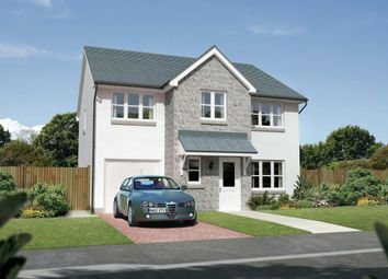 "Thumbnail 5 bedroom detached house for sale in ""Heddon"" at Old Lang Stracht, Kingswells, Aberdeen"