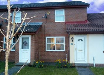 Thumbnail 2 bed terraced house for sale in Denby Close, Cramlington, Northumberland