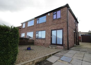 Thumbnail 3 bed semi-detached house for sale in Ringway, Garforth, Leeds