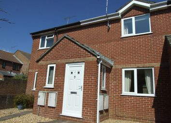 Thumbnail 2 bed terraced house to rent in Conway Walk, Dorchester