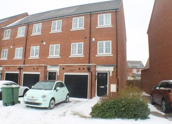 Thumbnail 4 bed end terrace house to rent in Ravens Dene, Chislehurst