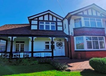 Thumbnail 4 bed detached house to rent in Kenelm Road, Colwyn Bay