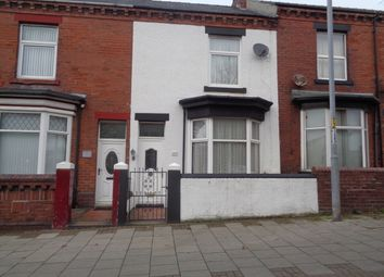 Thumbnail 3 bed terraced house to rent in Greengate Street, Barrow-In-Furness, Cumbria