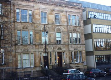 Thumbnail 3 bed flat to rent in La Belle Place, Park, Glasgow