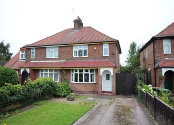Thumbnail 3 bed semi-detached house for sale in Church Street, Eastwood, Nottingham