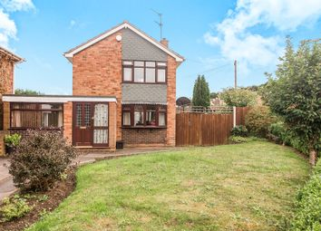 Thumbnail 4 bed detached house for sale in Warwick Road, Wordsley, Stourbridge